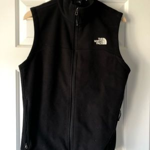 TNF  Men's fleece Vest SM